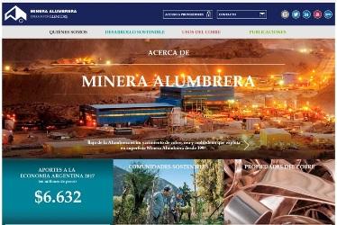 Project: Minera Alumbrera - Glencore